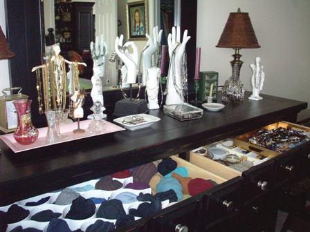13. Dresser Drawers