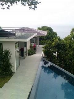 Pool w'view