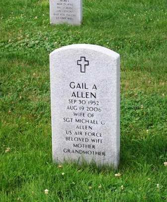 08. Gail's Gravestone