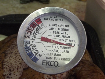 16. Meat thermometer