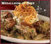 Beef Medalians