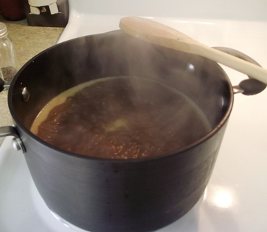 20. Bring to Boil