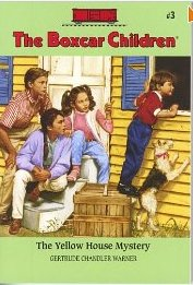 The Boxcar Children Yellow House Mystery