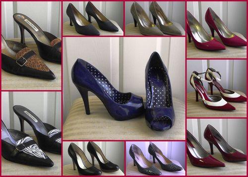 Shoe Mosaic