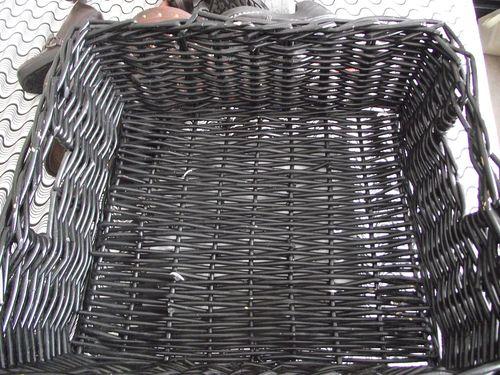03. Empty Basket