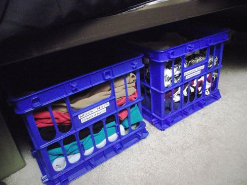 05. Crates on the Right