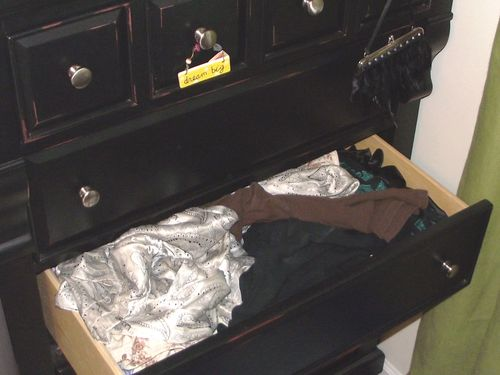 04. Drawer of PJ's