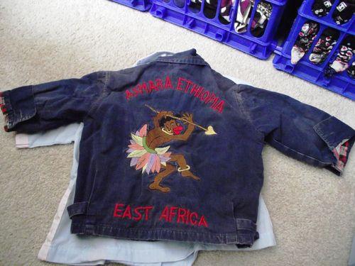 15. Ethiopia Jacket