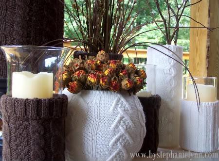 Stephanie Lynn Recycled Sweaters 2