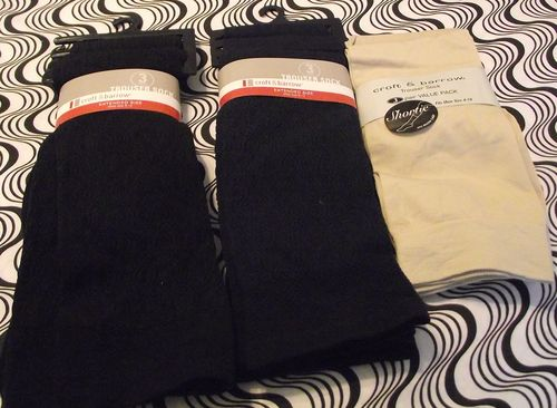 11. New Trouser Socks
