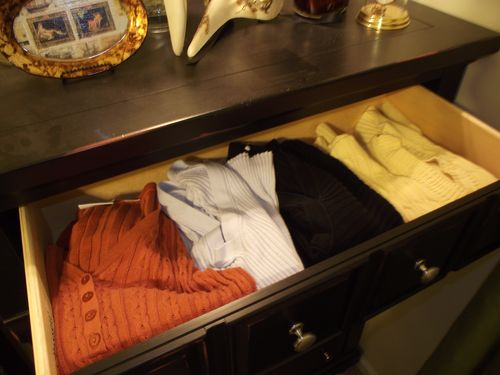 06. Top Drawer Pull'over Sweaters
