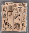 05. Busy Bear #9941 17 pcs $6.00