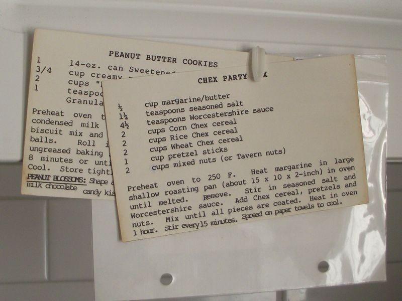 15. Recipe Cards