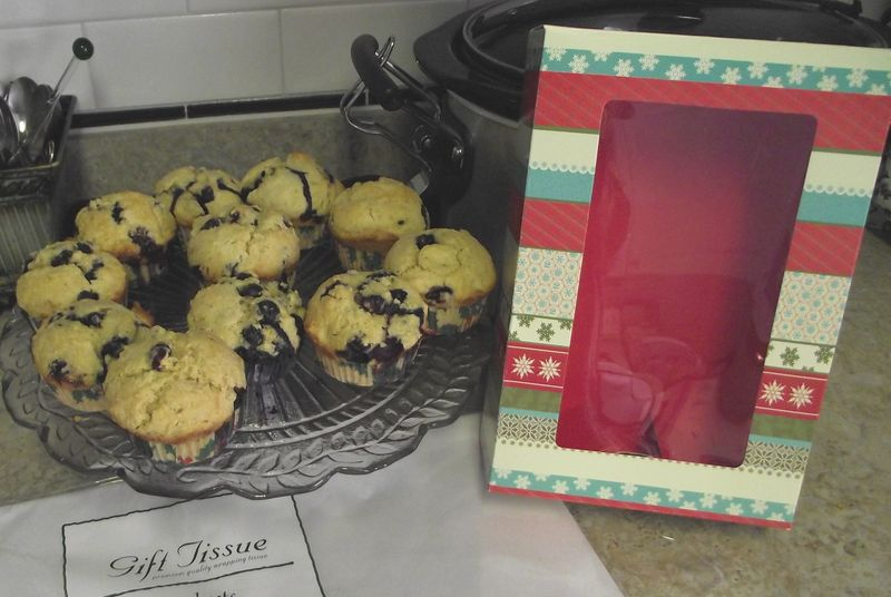 16. Muffin Boxes