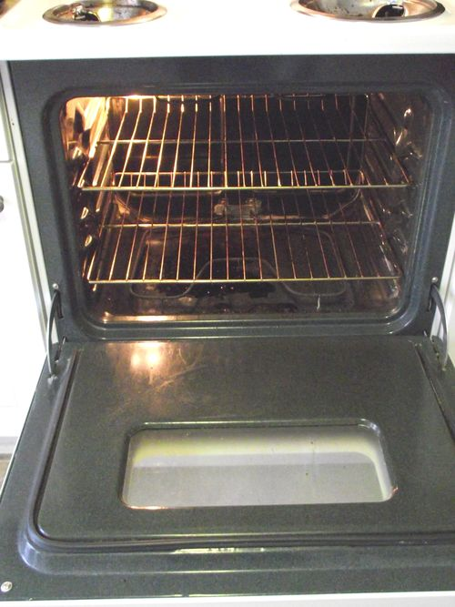 07. Oven Before
