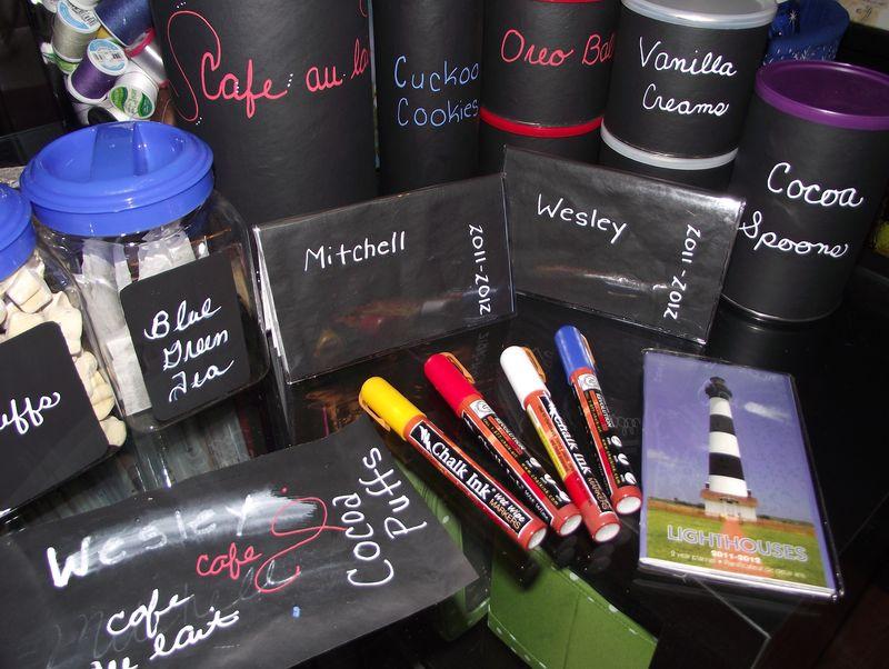 01. Chalkboard Pens