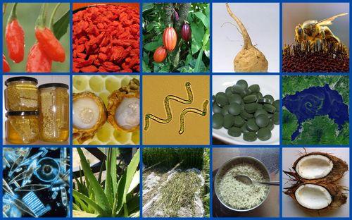 Superfoods Mosaic