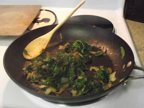 07. Reduced spinach