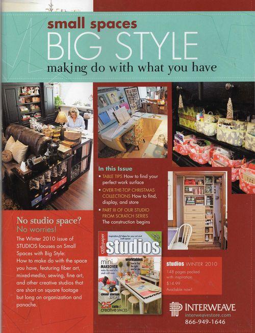 Cloth Paper Studios Jan'Feb 2011 001