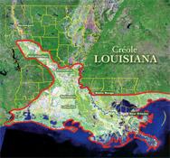 Creole-map
