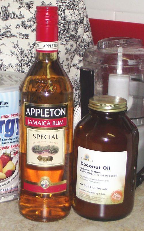 02. Coconut Oil