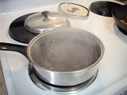 02. Boil Water in Poacher
