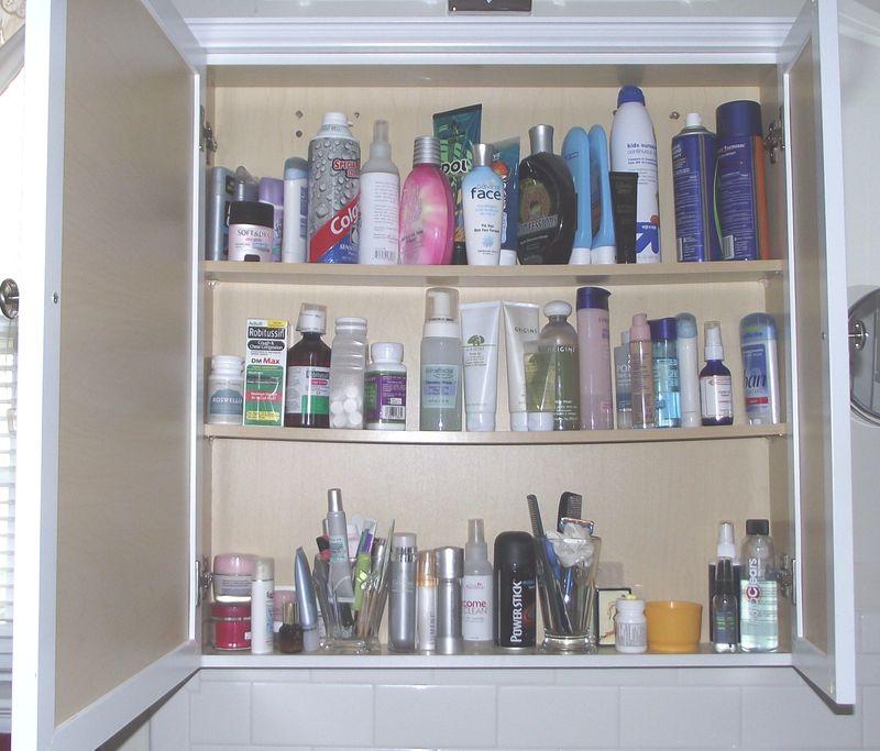 02. Inside Cabinet