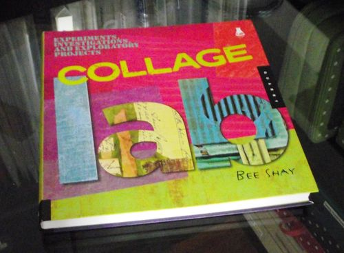 Collage Lab Book 001