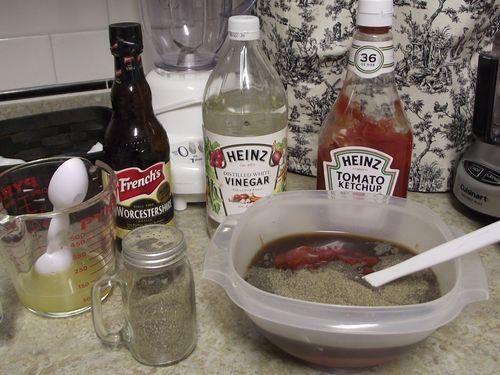 05. Combine sauce