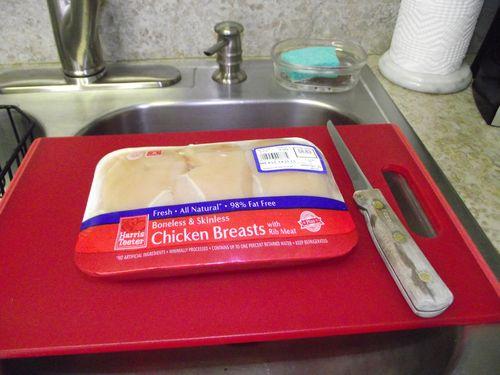 02. Clean Chicken