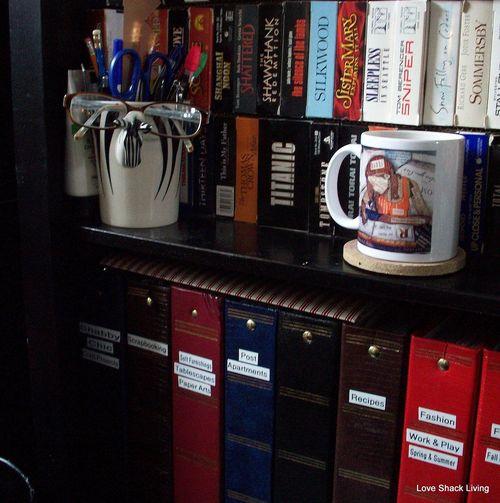03. My tea & Binder