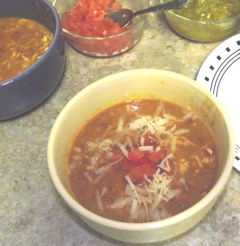 13. Soups On