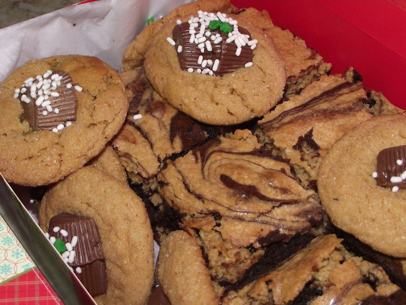 03. W'PB Swirl Brownies