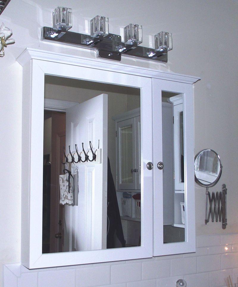 01. Medicine Cabinet Before