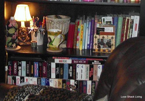 09. Lighted shelf