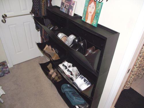 17. Shoe Storage