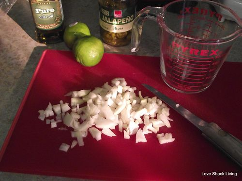 02. Chop your onions