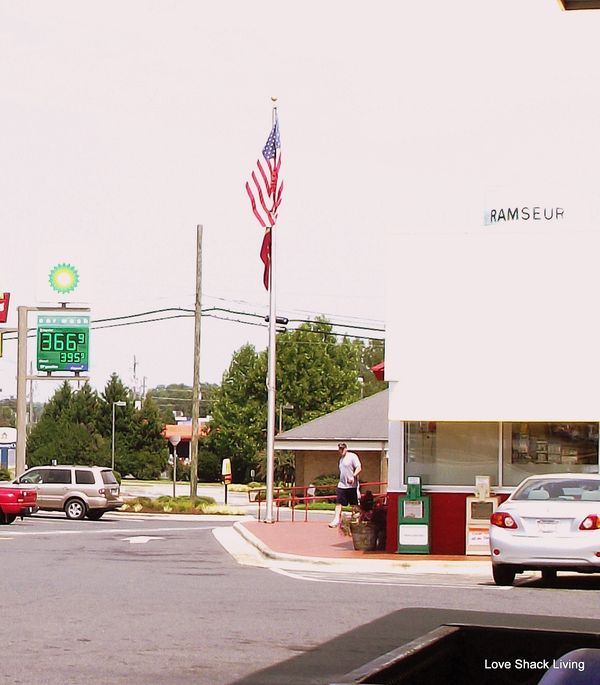 22. Gas is cheaper in Ramseur
