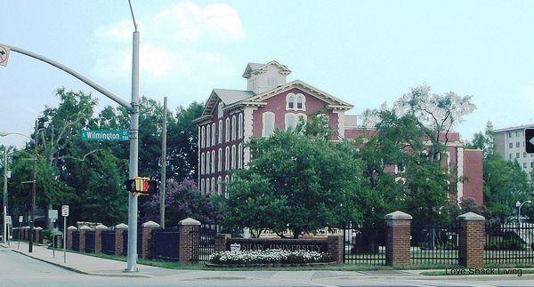 35. Shaw University