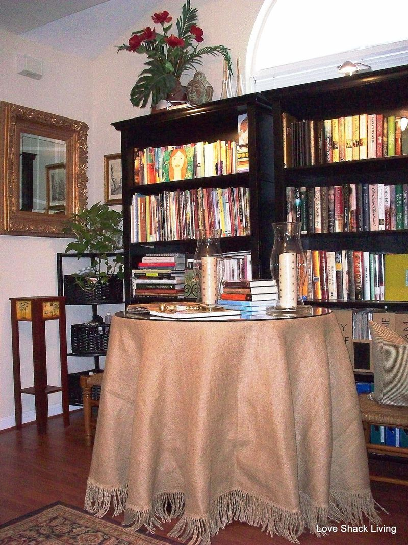01. Library Table