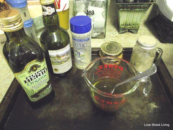 04. Mix marinade