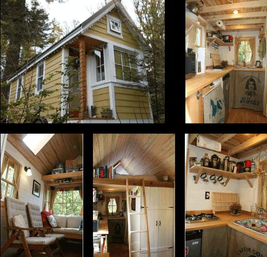 TINY HOUSE On HGTV This Monday Sept 5th Con Tain It