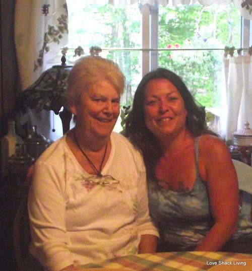 14. Jeannie & Angie