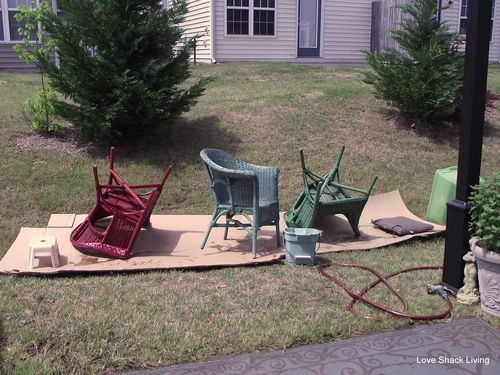 03. Scrub Chairs for repainting