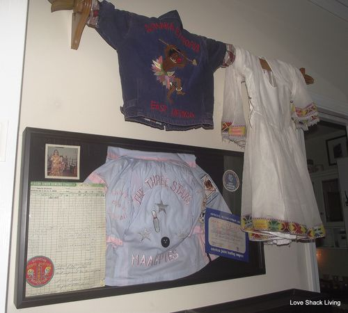 08. Closet wall