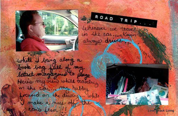Road Trip album page