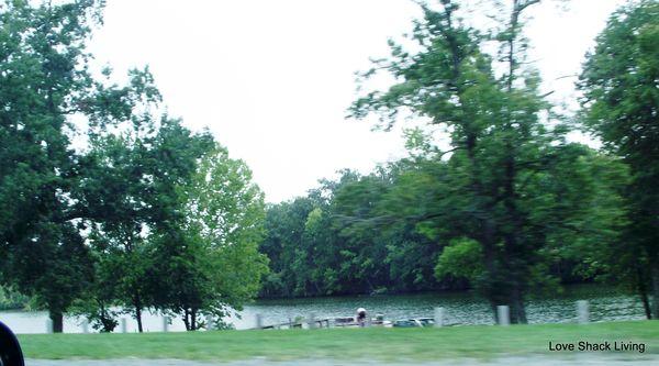 09. Badin Lake Boat Ramps