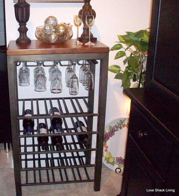 Wine rack 003