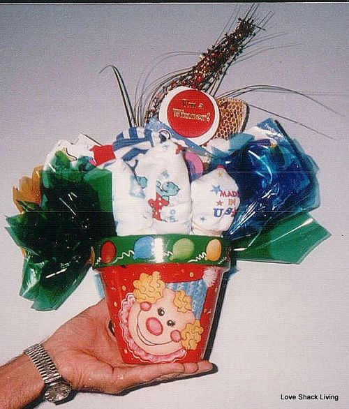 06. Pot Gift Basket