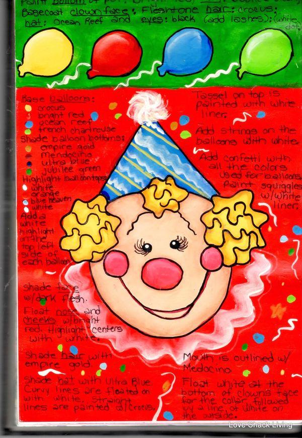 05. Clown Pots